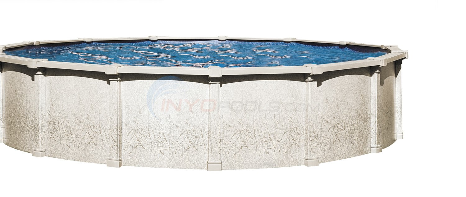 "Sharkline Tahitian 15' x 30' Oval 54"" Above Ground Pool W/ Pump, Filter, Liner & Skimmer - NB1206P"