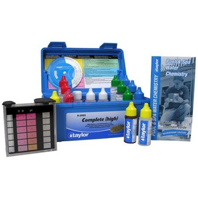 Taylor Water Test Kit - K2005