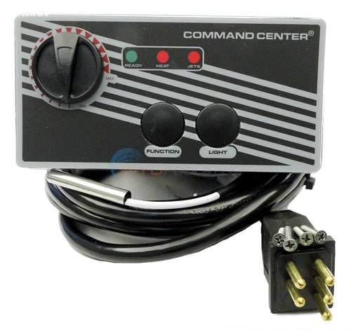 Spa Side Control, 2 Btn 120V, 6 Ft cord - CC2-120-10-I-00
