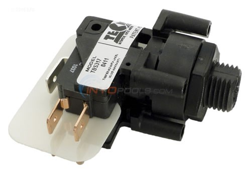Air Switch, DPDT Latching, 20A - TBS-317