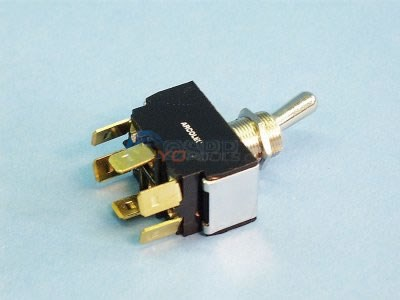 Toggle Switch,DPDT(6 terminal) - TG2-1