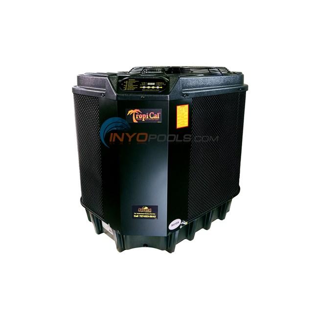 Aquacal Tropical Heat Pump 132 000 Btu T135 Inyopools Com