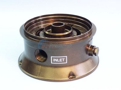 Filter Base, w/Pipe Plugs, PTM (DS) - WC104-78P
