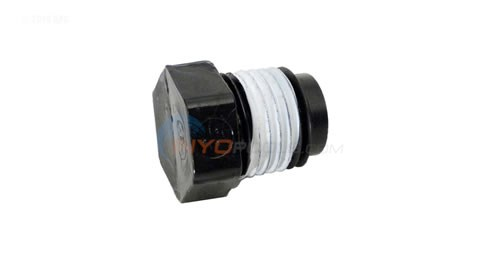 "Filter Pipe Plug, 1/4""NPT, STAR - WC78-40T"