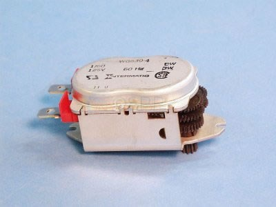 Time Clock,Motor, 120 V - WG630-2