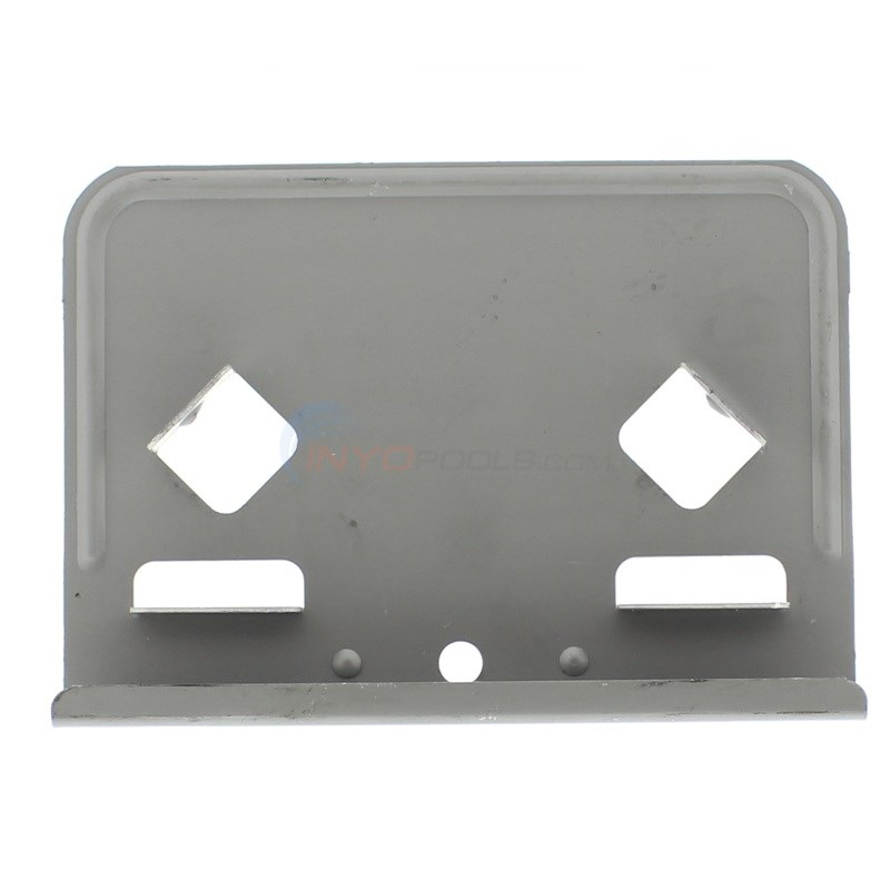 "Base Plate 6"" Alum. (Single)"