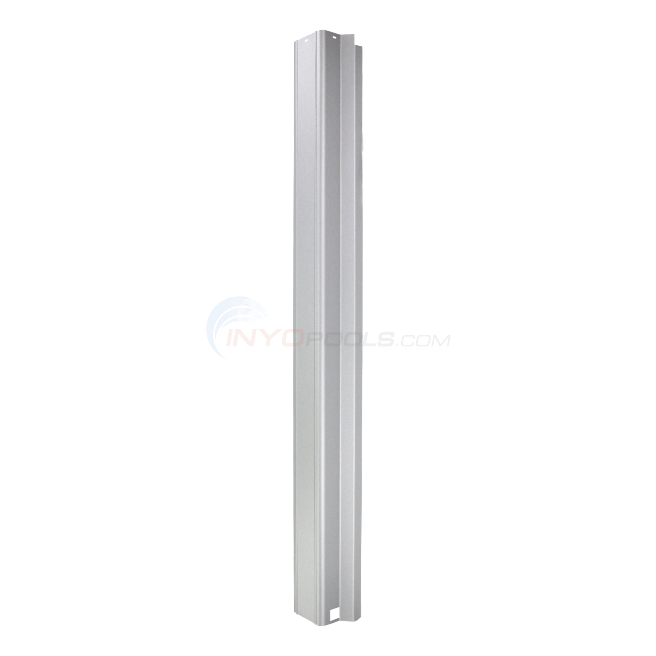 "Upright Silver Brushed Java for 54"" (53"") (Single)"