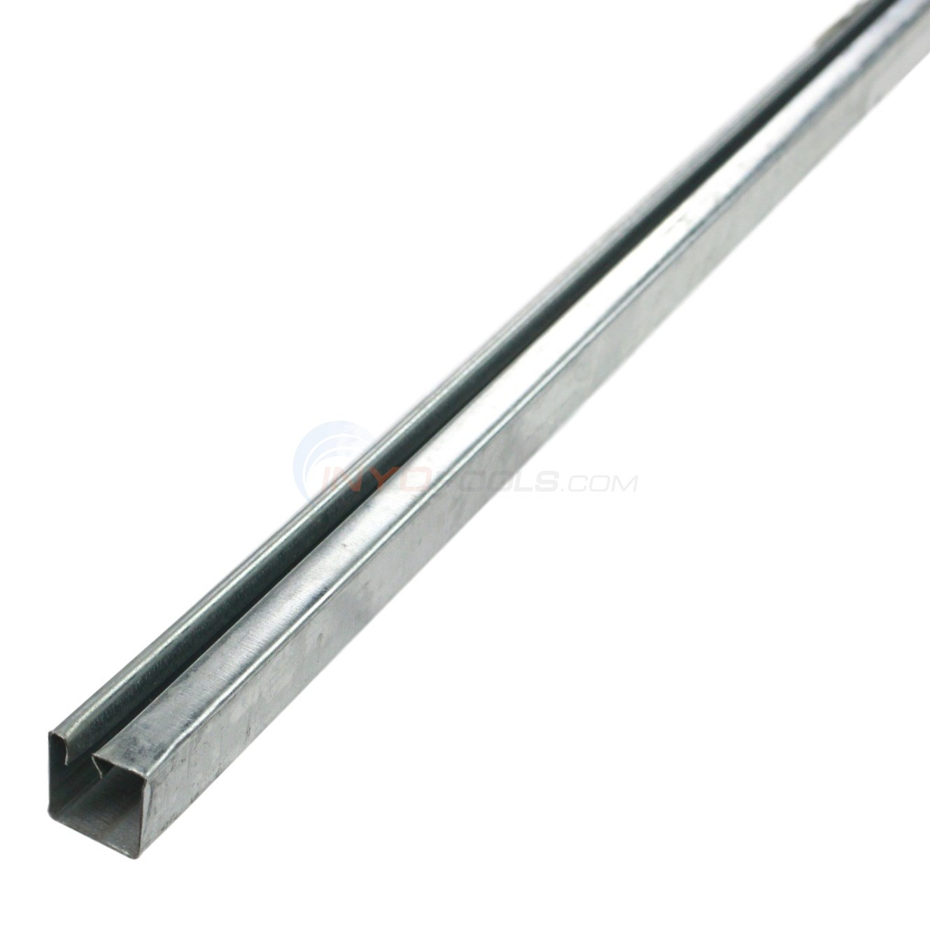 "Wall Channel Omega Textured Steel  55-3/4"" (Single)"