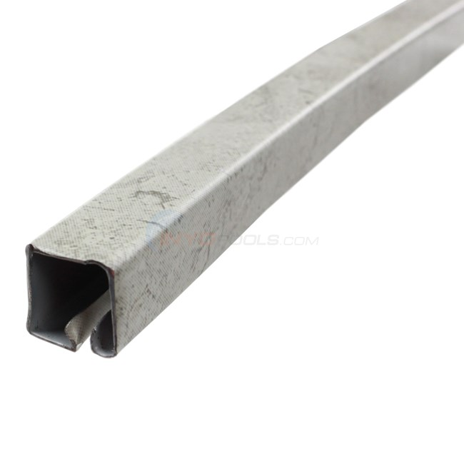 "Wilbar Wall Channel Omega Alum 12D 44-5/8""(Single) OUT OF STOCK 2019 - ALU1254412"
