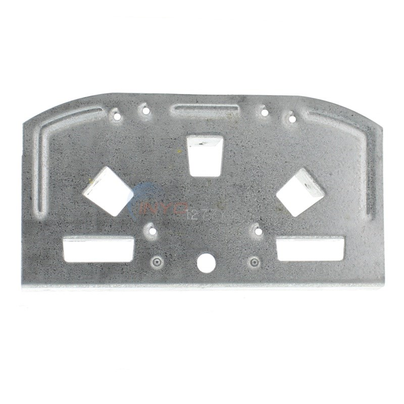 "Top Plate 6.25"" (Single) SLS/SIL/PAN/SQ/BA/CO/GRT"