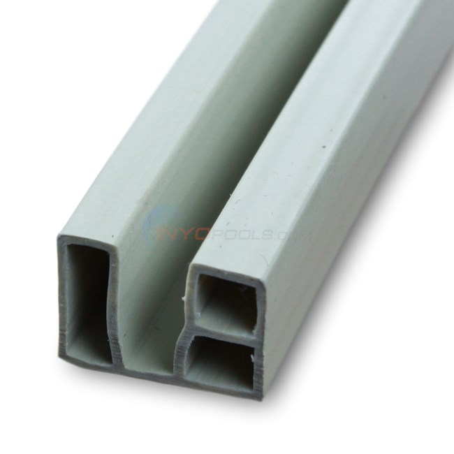 "Wilbar Bottom Rail Extruded Resin 12D' 43-3/8"" (Single) - 1344312"