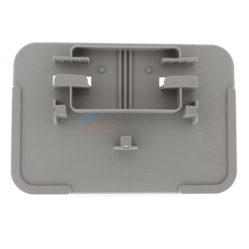 "Wilbar Bottom Plate 8"" Aluminum (Single) (No Longer Available -Replaced by 19099) - 14438"