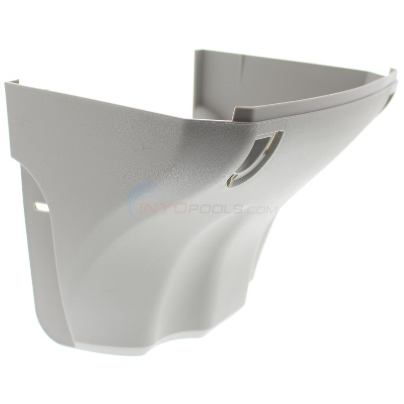 "Top Cap 8"" Support Curved (Single)"