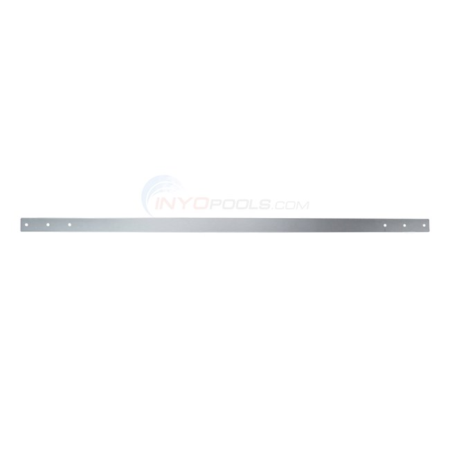 "Wilbar Steel Strap Galvanized Braceless 59-3/4"" (Single)  OUT OF STOCK 2018 POOL SEASON - 20560"