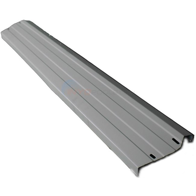 "Wilbar Top Rail 6"" 41-1/4"" (Single)  OUT OF STOCK 2019 POOL SEASON - 21427"