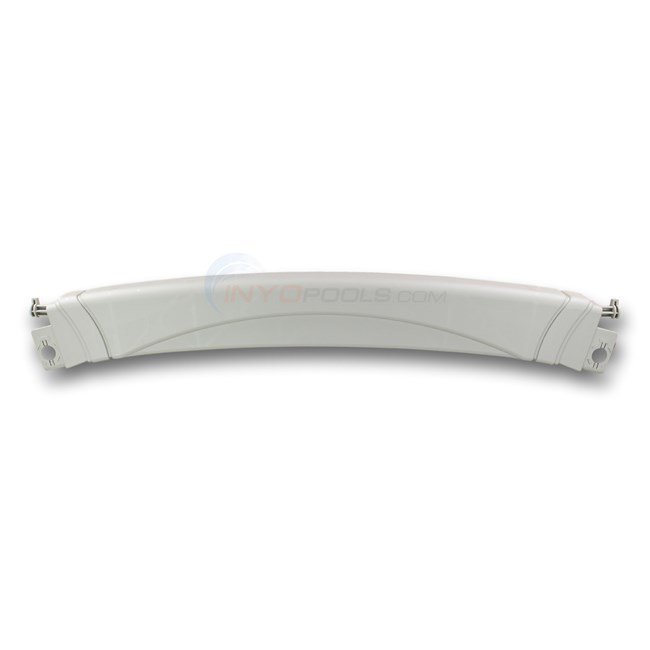 "Wilbar Top Rail 8.5"" Resin 50 11/16"" (Single) - 22792"