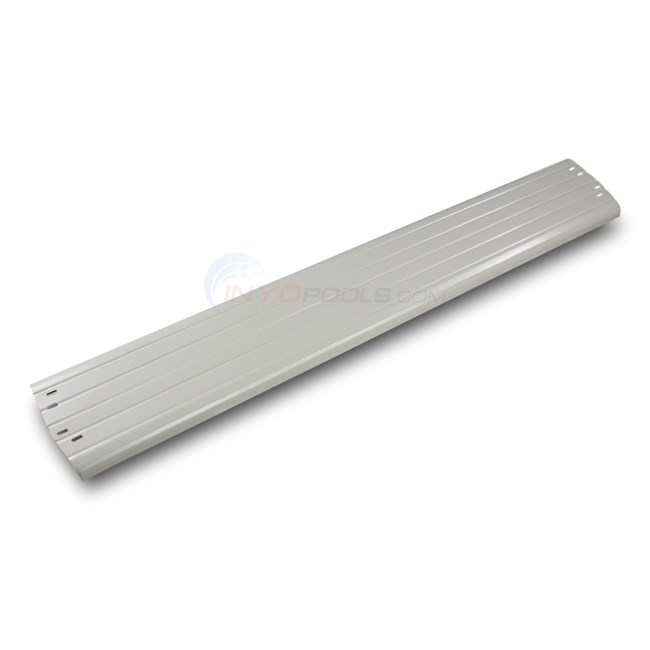 "Wilbar Top Rail 51-7/8"" Steel - Gray (Single) - 39333"