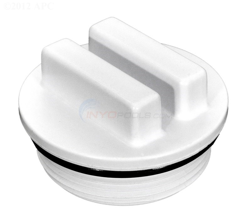 I/G Threaded Winterizing Plug 1 - 1/2""