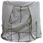 Pool Heater Cover