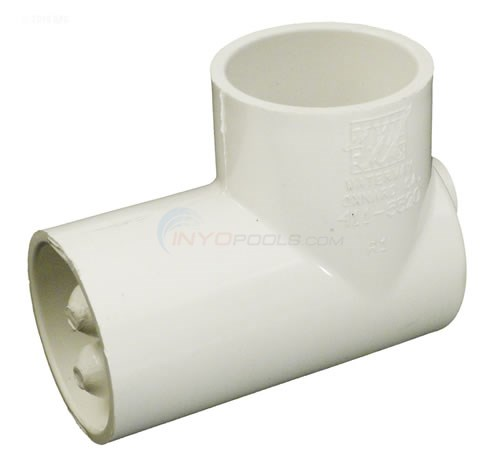 "Thermowell,Ell,1.5""Sx1.5""S, 2Wells - 400-5540"