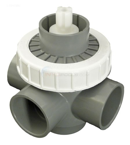 "Waterway Diverter Valve 5 port,1.5"" - 600-3000"