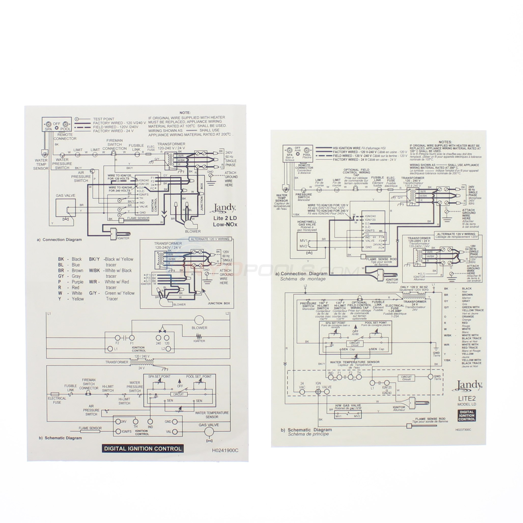 Zodiac Ignition Control Assembly R0408100 Inyopoolsrhinyopools: Fenwal Ignition System Wiring Diagram At Gmaili.net