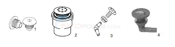 Custom Molded Products Air Injectors Diagram