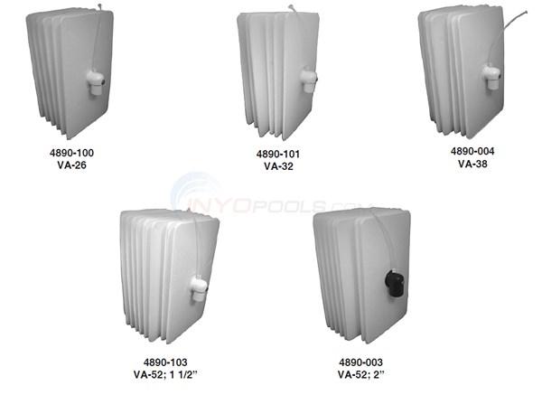 Anthony Apollo DE Filter Complete Grid Assemblies Parts - Anthony pool light parts