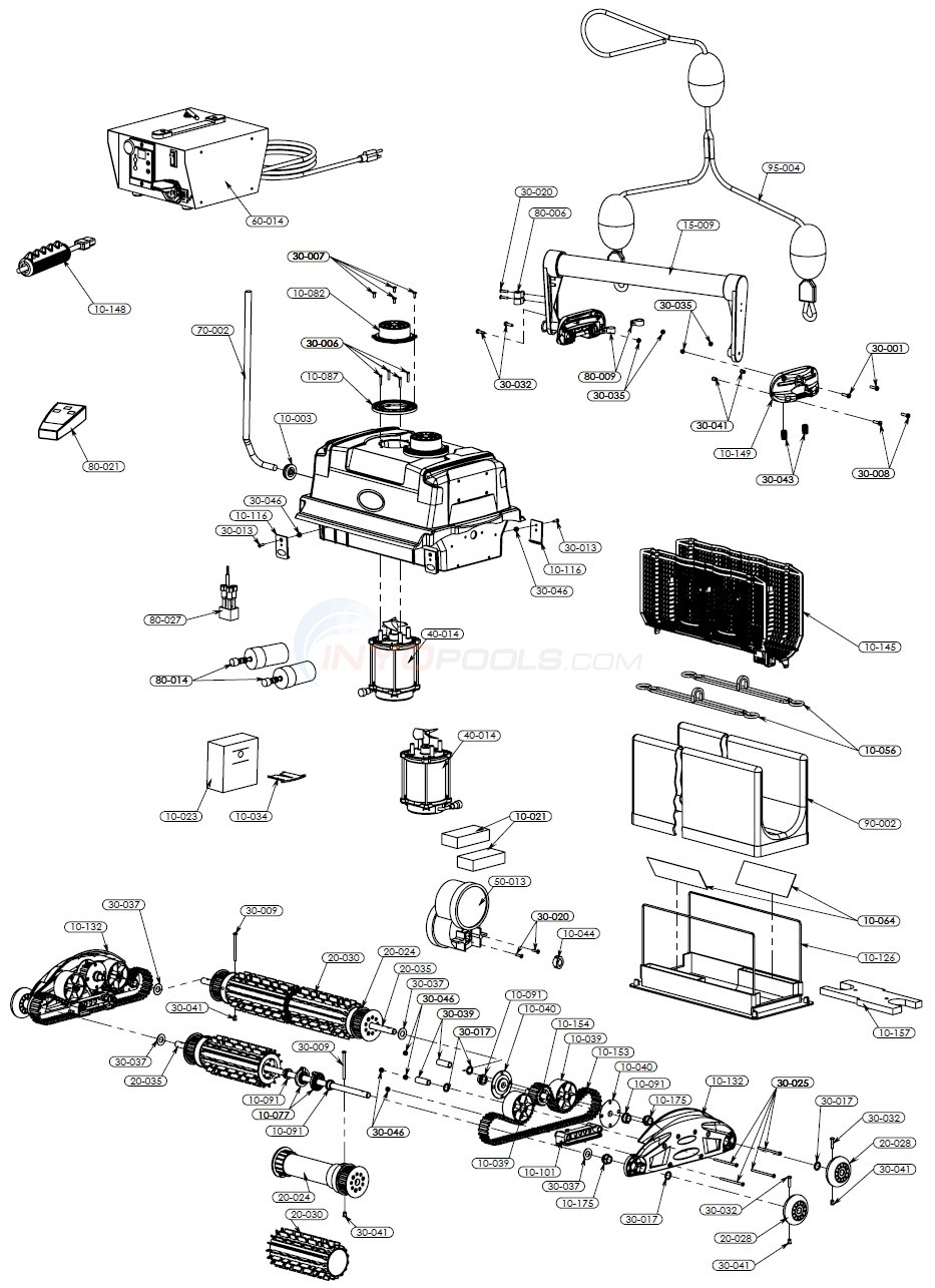 Duramax BiTurbo T2 Diagram