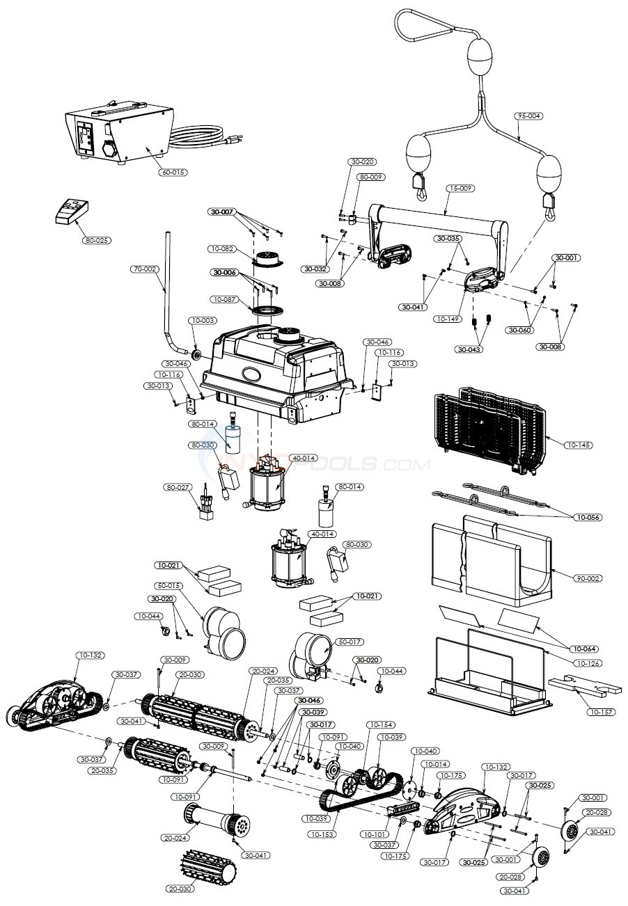 Duramax Duo Junior Diagram