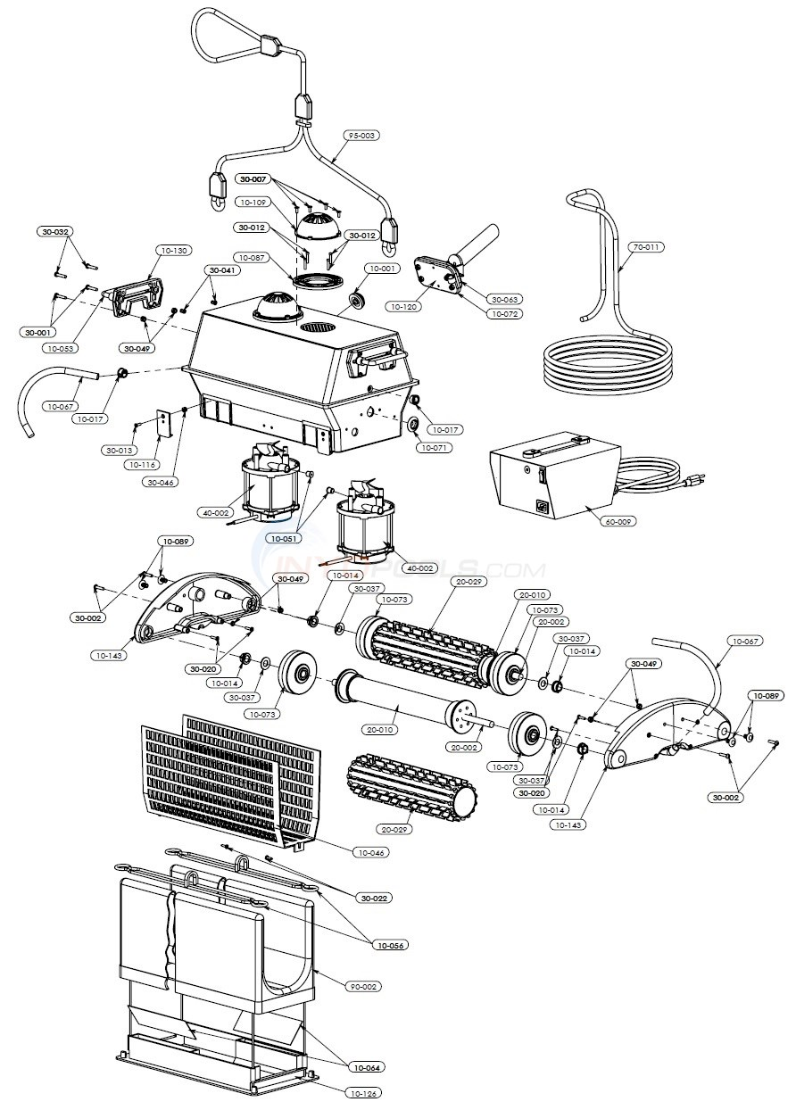 Power Handi Vac 200 Diagram