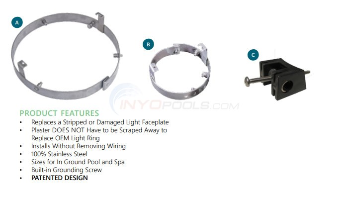 CMP Light Repair Adapter Diagram