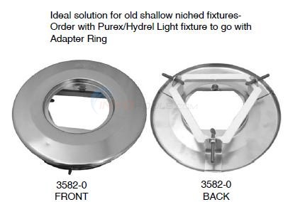 Hydrel Adapter Ring Diagram