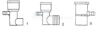 "1 3/4"" Spa Jets Body Diagram"