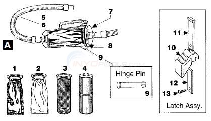 Rainbow Leaf Trap 186 Diagram
