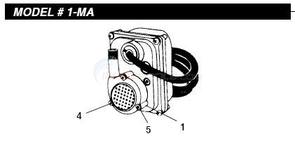 Little Giant 1-MA Cover Pump Diagram