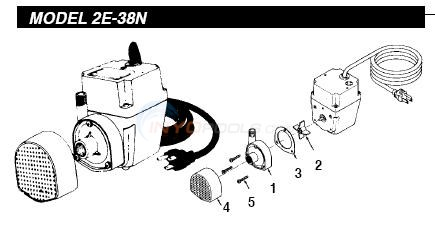 Little Giant 2E-38N Diagram