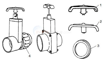 Magic Plastics Valve Parts Diagram