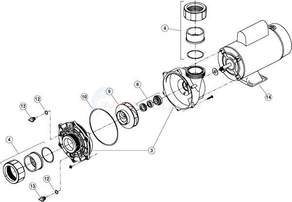 Acura Spa Magnaflow Diagram
