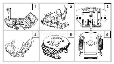 Ge Electric Motor Parts Diagram - Find Wiring Diagram •