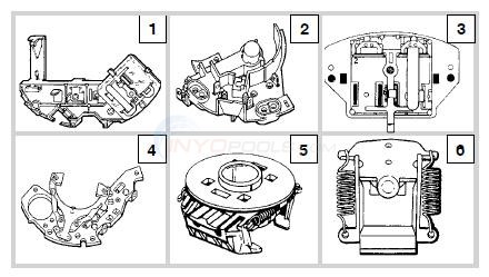 Ge Electric Motor Parts Diagram - Wiring Diagram & Cable ... on
