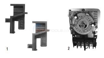 Paragon Timeclocks Parts Diagram