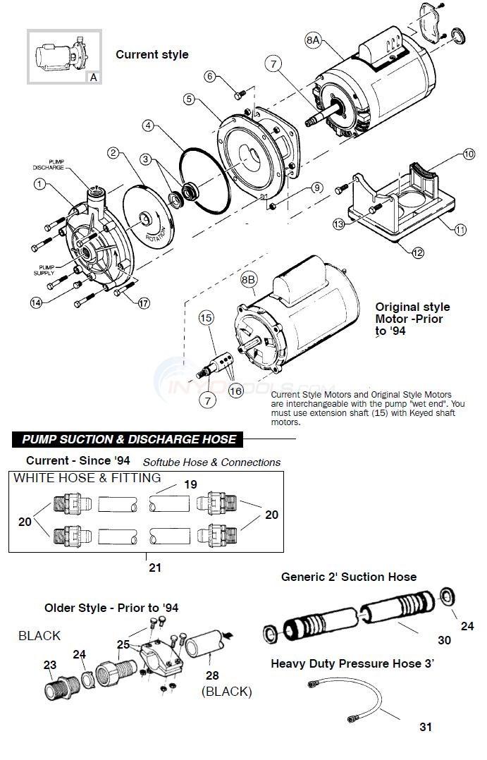 polaris booster pump model pb4 60 (older version) parts PB4 Booster Pump Installation
