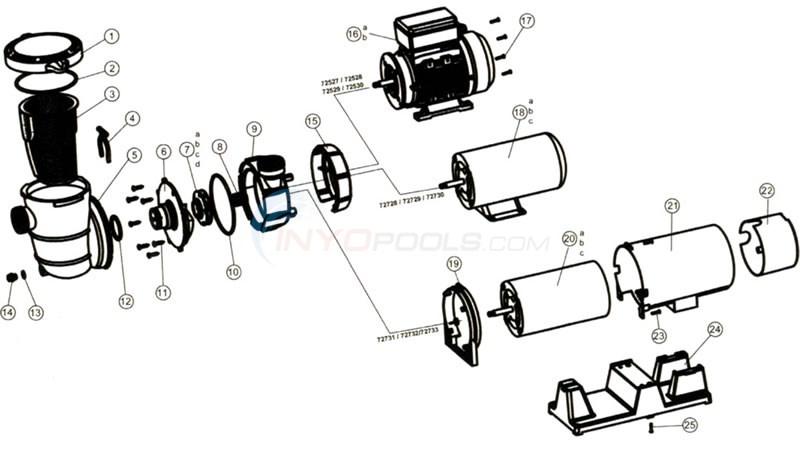Wiring Diagram Stark Pool Pump : 30 Wiring Diagram Images