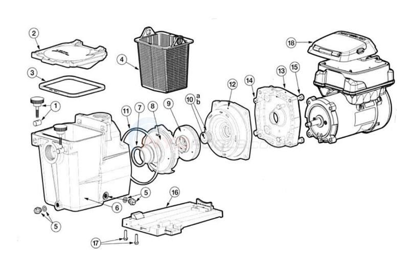 Hayward Super Pump Vs Wiring - Schema Wiring Diagrams on