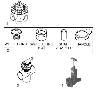 Waterway Spa Valve Diagram