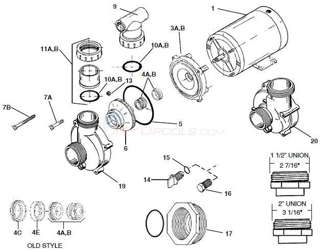 pump parts diagram   18 wiring diagram images