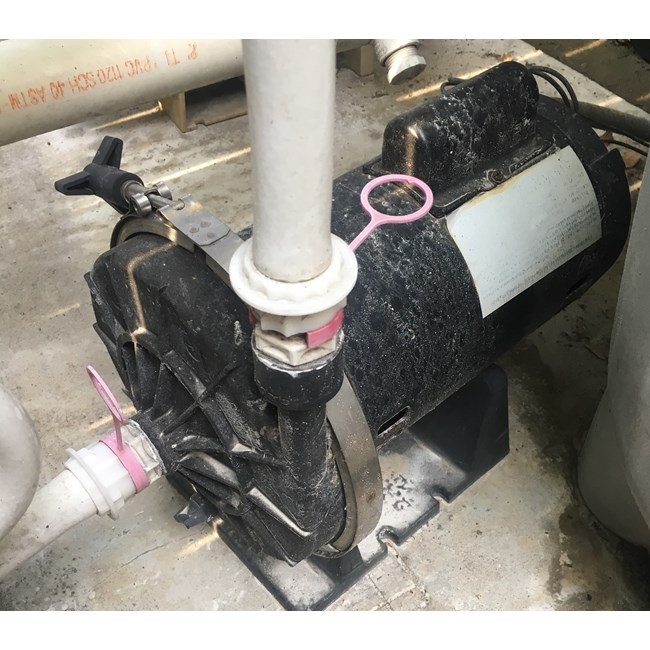 A.O. Smith Polaris Booster Pump 3/4 HP Motor -  B625