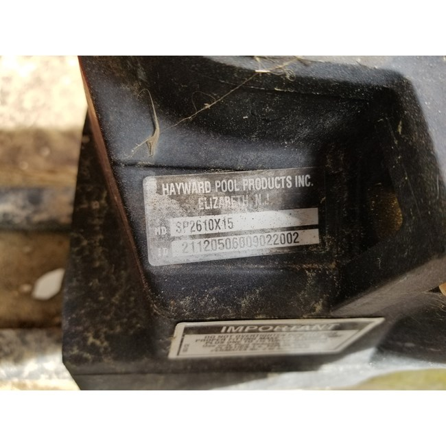 A.O. Smith Century 1.5 HP Round Flange 56J Up Rate EE Motor - UCT1152