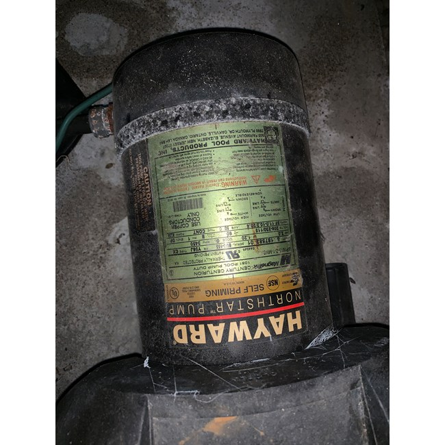 A.O. Smith Century 2.0 HP Up Rated NorthStar Replacement Motor - USN1202